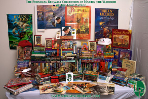 Martin's Redwall Collection