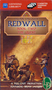 Redwall Radio Play Book 2Art by Troy Howell