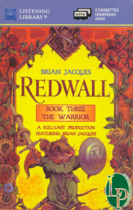 Redwall Radio Play Book 3Art by Troy Howell